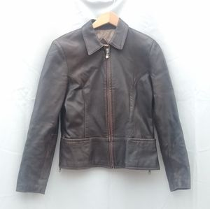 Remy Leather Woman's Jacket
